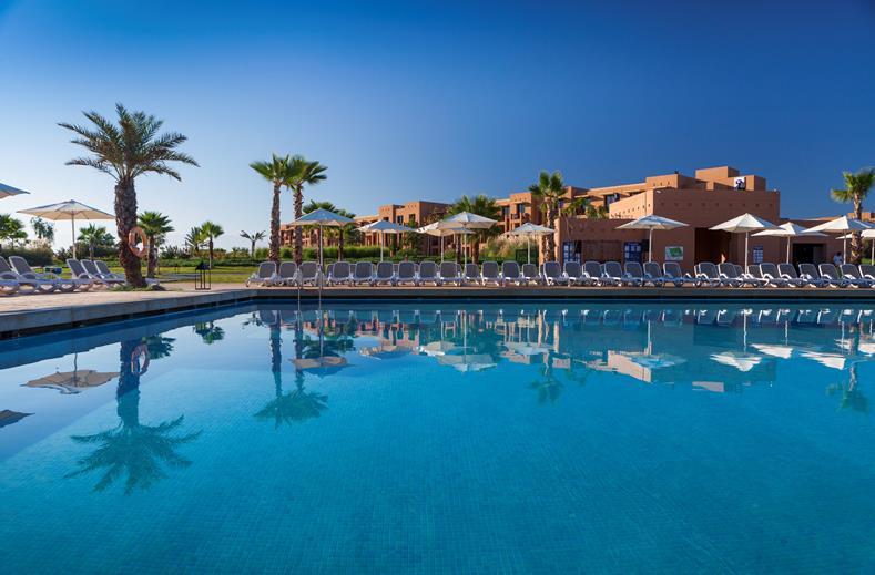 8 dagen all inclusive @ Marokko | Incl. vlucht & luxe 4* verblijf €536,-