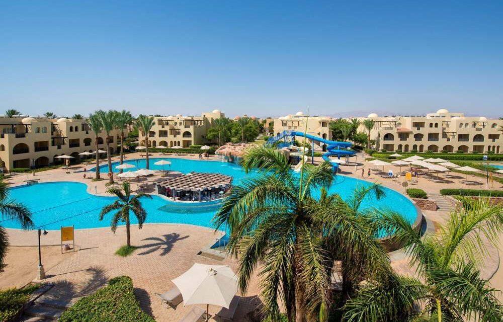 Super last minute 5* all inclusive Egypte   8 dagen voor €257,-