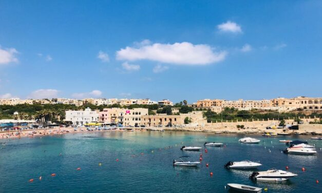Wat te doen op Malta? | St. Julians, Blue Grotto,  St. Peter's Pool & meer!