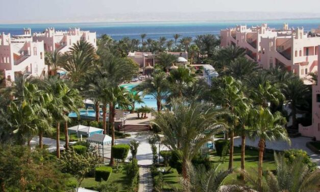 4* all inclusive deal naar Egypte | 8 dagen in december 2020 nu €464,-