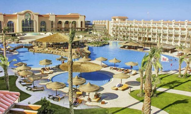 CHEAP! 8 dagen all inclusive in Egypte | 5* deal in december 2020 €357,-