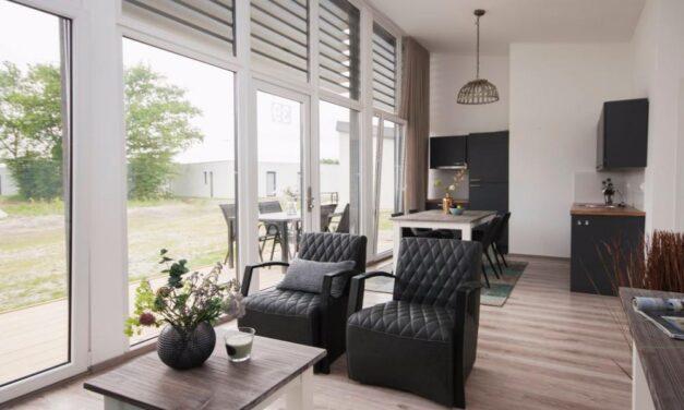 Luxe verblijf in een bungalow @ Zeeland | Boek nu met 10% korting!