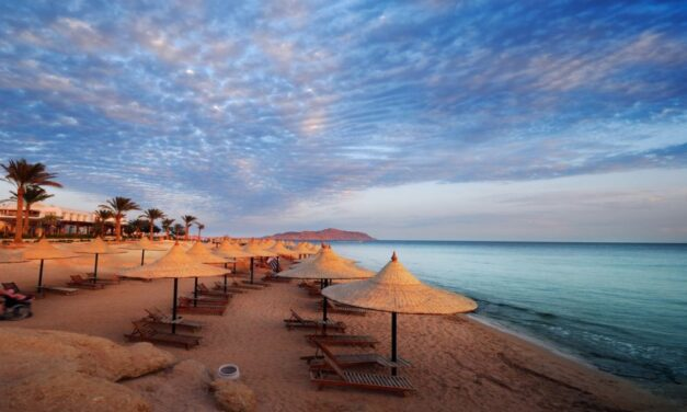CHEAP! 4* all inclusive deal in Egypte | 8 dagen in november nu €298,-