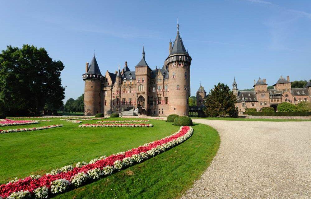 Ontdek de mooiste kastelen van Nederland | Waan je in een sprookje!