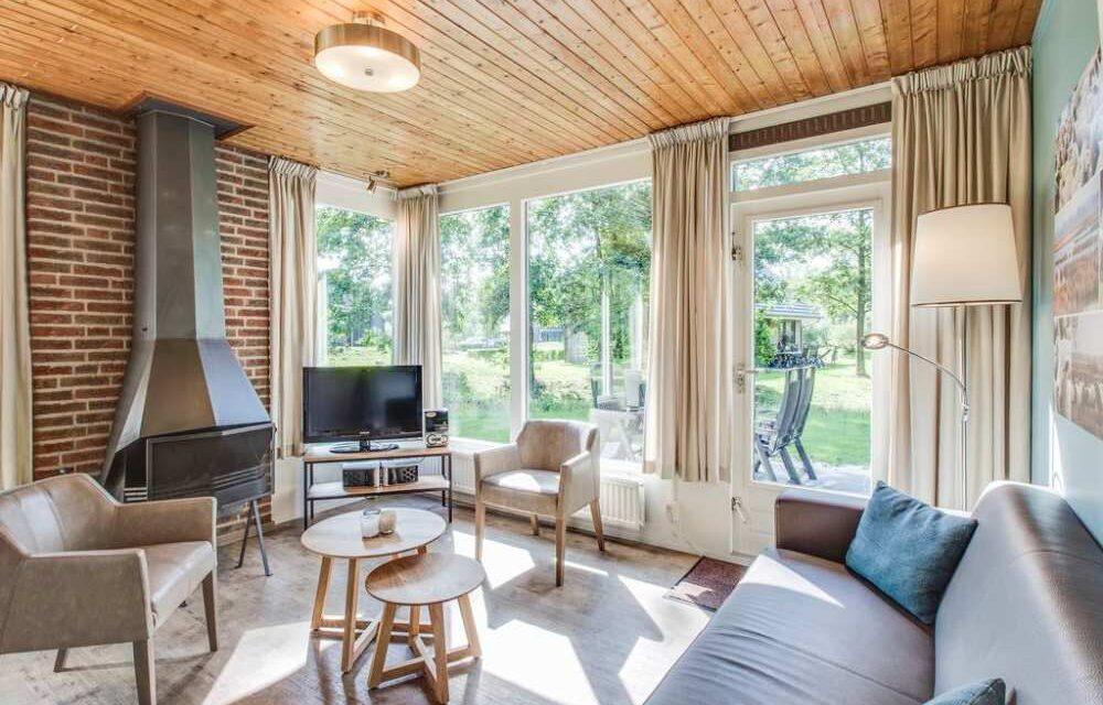 Pinksterdeal | Landal bungalow in het bosrijke Drenthe met 40% korting!