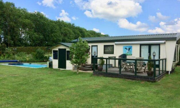 Zomervakantie deal: Natuurhuisje met privézwembad | Slechts €72,-