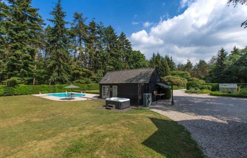 Vakantiehuis mét zwembad, sauna & jacuzzi in Gelderland | V/a €174,-