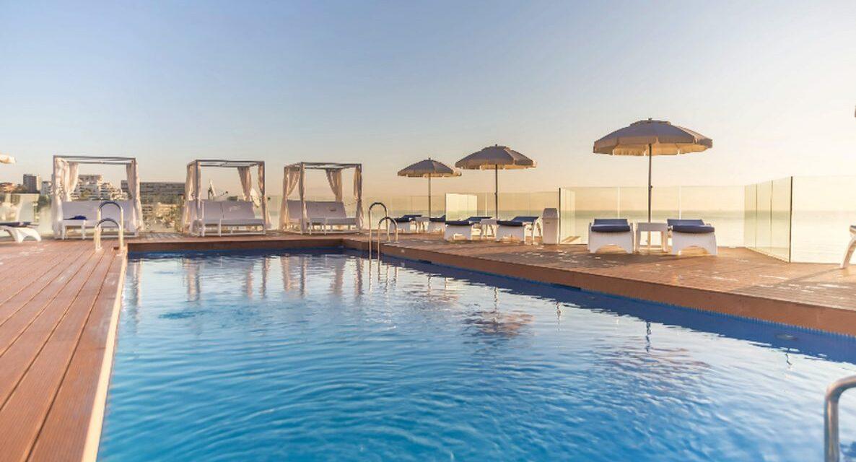Nazomeren aan de Costa del Sol | 4* hotel aan zee mét halfpension €339,-