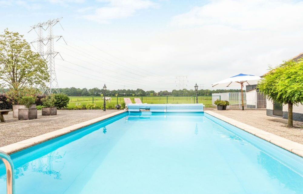 Vrijstaand vakantiehuis met privézwembad | Vanaf slechts €67,-