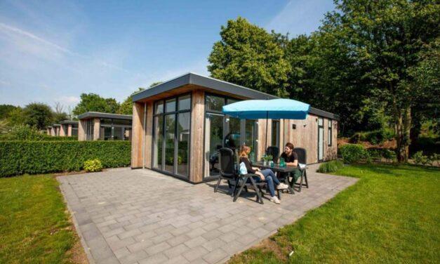 Modern vakantiehuis in Zuid-Holland | Zomervakantie voor €396,-