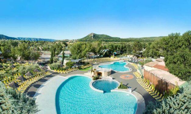 5* camping in de Provence | 8 dagen in augustus 2020 nu vanaf €306,-