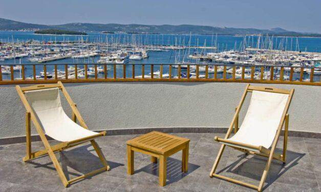 Kroatië in oktober | Luxe 4* verblijf aan de haven + élke dag ontbijt €261,-