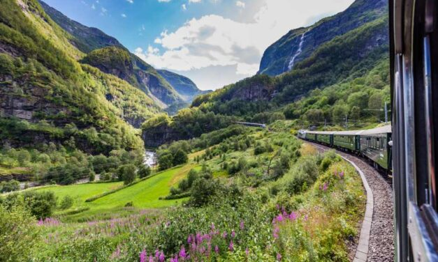 De leukste treinreizen van Europa | O.a. Noorwegen, Schotland & Italië
