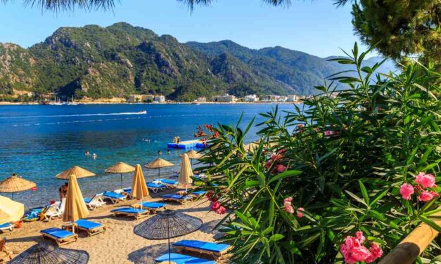 Nazomeren in Marmaris, Turkije | All inclusive september 2020 deal: €346,-