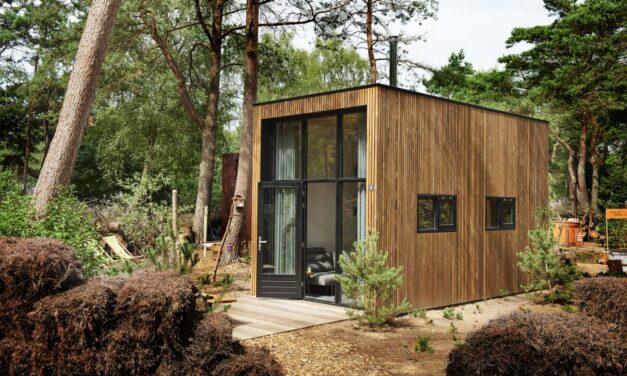 Roompot tiny house aanbieding Limburg | Zomervakantie v/a €108,-