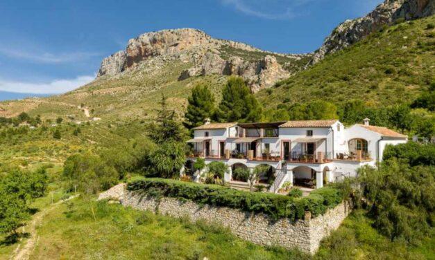 WOW! Natuurhuisje in Andalusië   Ook in de zomervakantie V/A €72,-