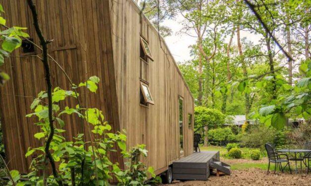 Yes! Moderne tiny house in Utrecht   Juli 2020 deal nu v/a slechts €61,-