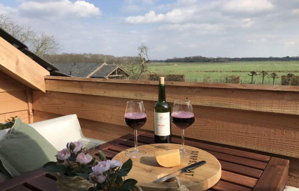 Romantisch natuurhuisje in Brabant | Juli 2020 deal nu v/a €99,-