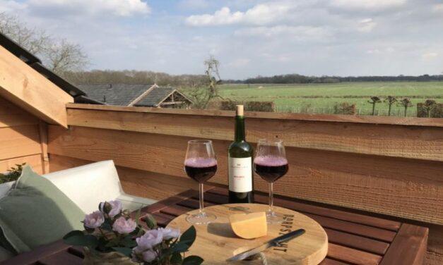 Romantisch natuurhuisje in Brabant   Juli 2020 deal nu v/a €99,-