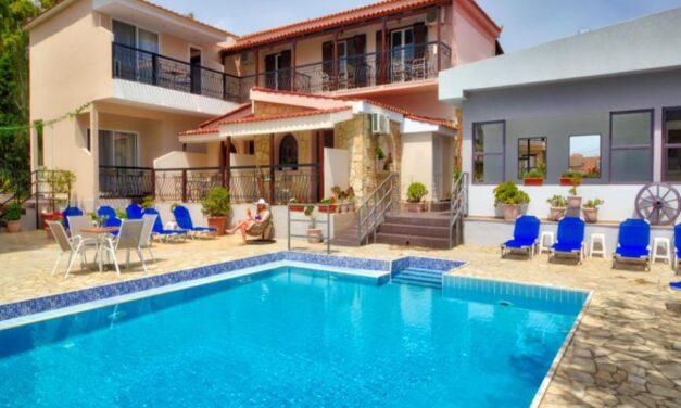 Zonnige vakantie @ prachtig Zakynthos | 8 dagen slechts €279,-