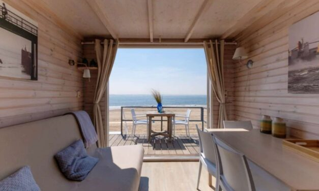 6-persoons strandhuisje in Zeeland | Midweek v/a slechts €435,-