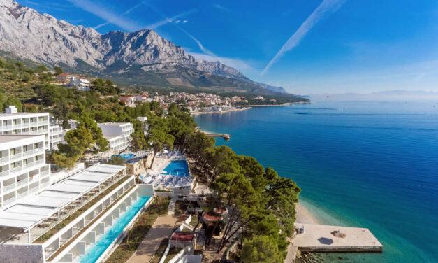 Super-de-luxe 5* Kroatie €373,- | Oktober 2020 incl. elke dag ontbijt