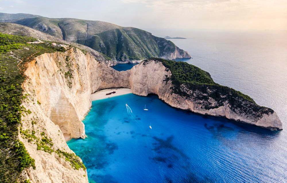 Last minute vakantie Zakynthos €565,- | 8-daagse deal in augustus 2021