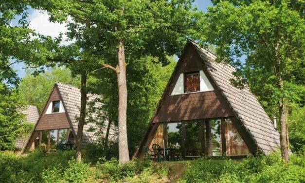 31% korting op midweek Duitsland in september | 4-persoons bungalow