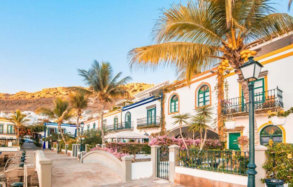 Gran Canaria: Klein Venetië   Lees alles over Puerto de Mogán