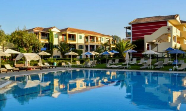 Luxe super last minute Zakynthos | 8 dagen all inclusive slechts €339,-