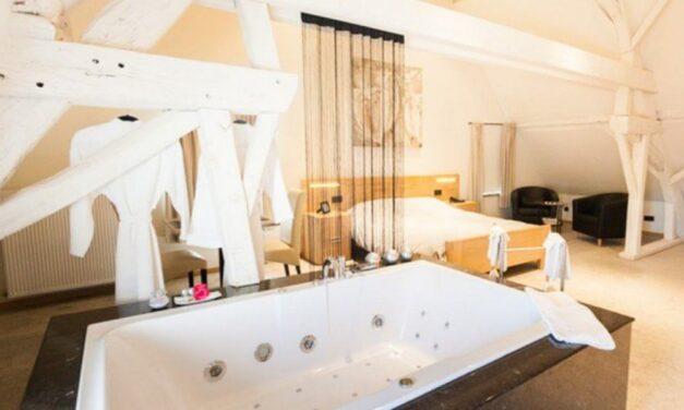 4* B&B in Belgisch Limburg | Luxe kamer met jacuzzi & ontbijt V/A €67,-