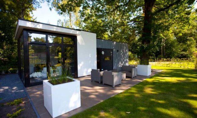 Luxe 4-persoonshuisje bij Haarlem | Super last minute met €166,- korting