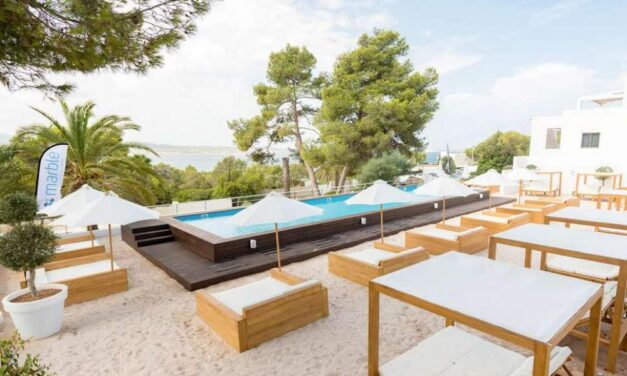 Super last minute all inclusive Ibiza €599,- | 4* Marble Stella Maris Ibiza