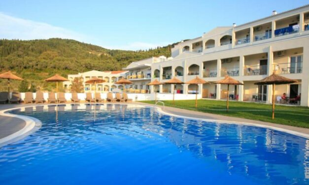Last minute zomervakantie Corfu | 4* all inclusive deal met 57% korting