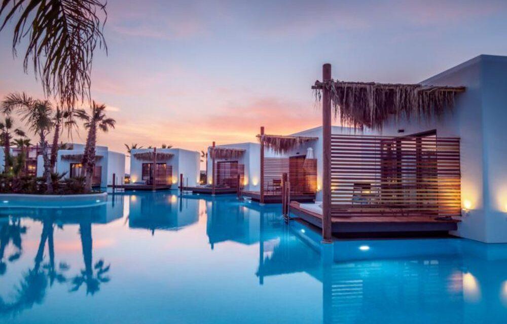 Dit zijn de 10 mooiste hotels met een swim up kamer in Griekenland