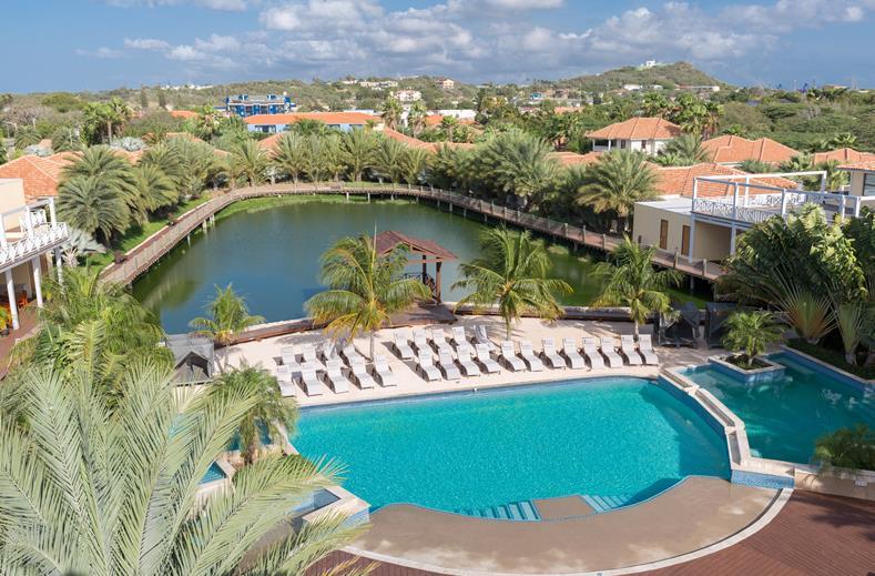 Last minute luxe vakantie Curaçao €699,- | 4* Acoya Curaçao Resort