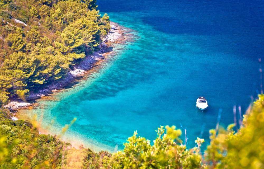 De mooiste onontdekte plekken in Kroatië   O.a. geheime stranden