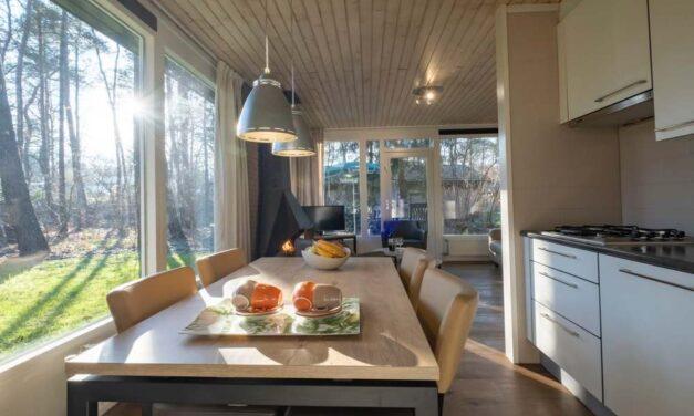 Tip! Midweek bij Landal op de Veluwe €99,-   6-persoons comfort bungalow