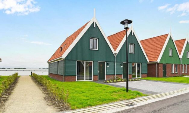 Wow! 49% korting @ Landal Volendam | Verblijf (4P) = incl. sauna