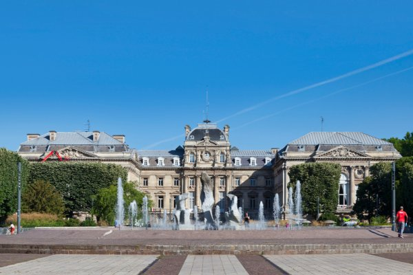Palais des Beaux-Arts Lille Frankrijk