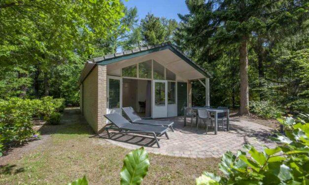 Lang weekend Veluwe in augustus €264,- | Modern 4-persoons huisje