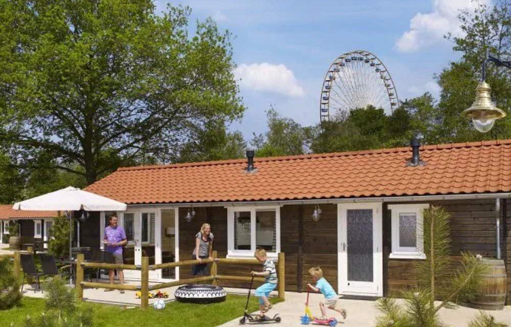 Vakantiepark Slagharen aanbieding | Boek je verblijf met 30% korting!
