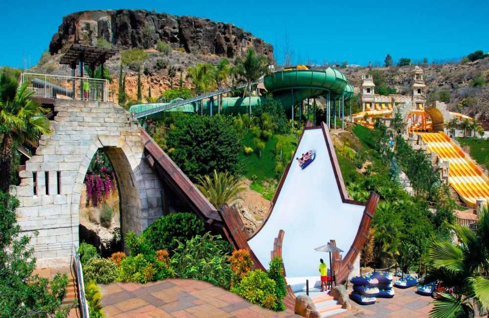Excursie Gran Canaria Aqualand