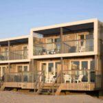 Overwinteren aan 't strand @ Hoek van Holland   Beach villa vanaf €64,-