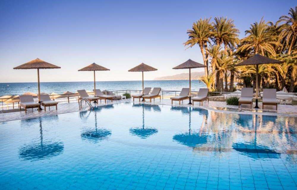 Luxe 4* verblijf @ prachtig Kreta   8 dagen mét halfpension €404,-