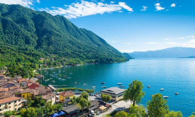 Last minute Lago Maggiore Italie | 6 dagen incl. vlucht €184,- p.p.