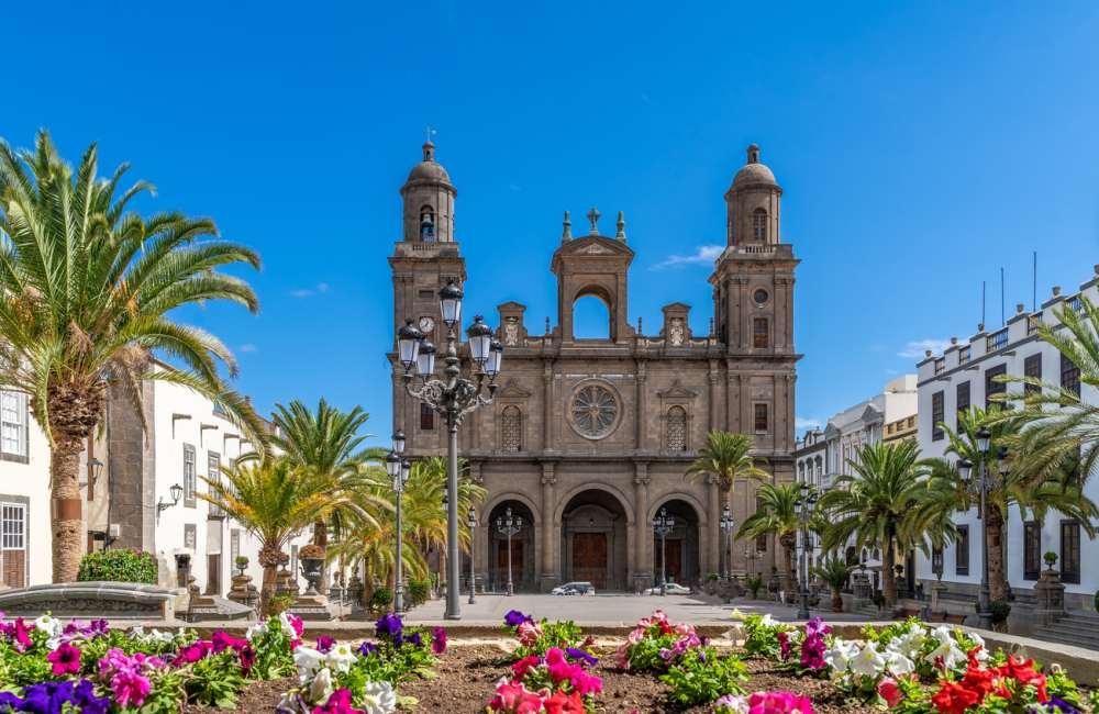Excursie Gran Canaria naar cultureel Las Palmas
