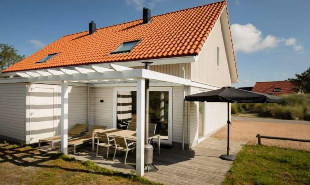 Luxe villa (4p) met sauna @ Landal Ouddorp | Midweek met 30% korting