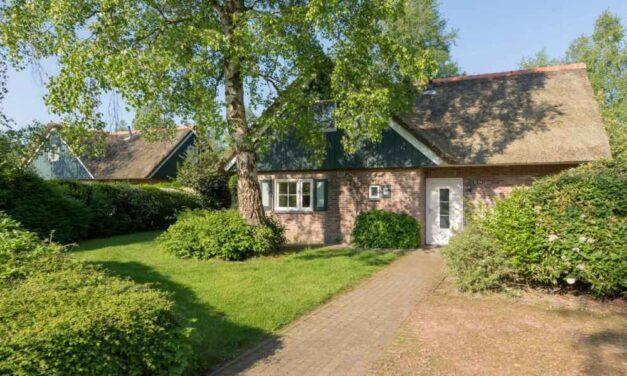 Luxe vakantievilla (6p) nabij Giethoorn   5 dagen slechts €119,-