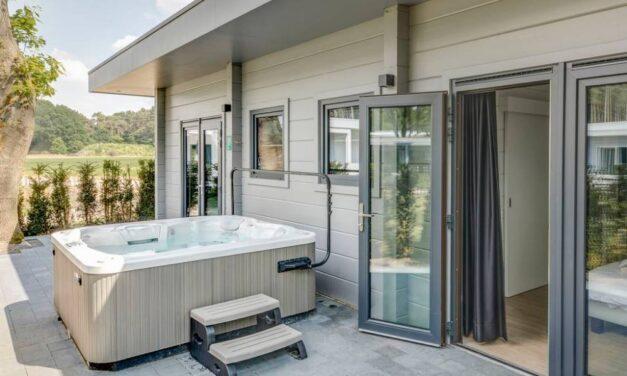Luxe villa (4p) met jacuzzi | Landal Mooi Zutendaal met 30% korting